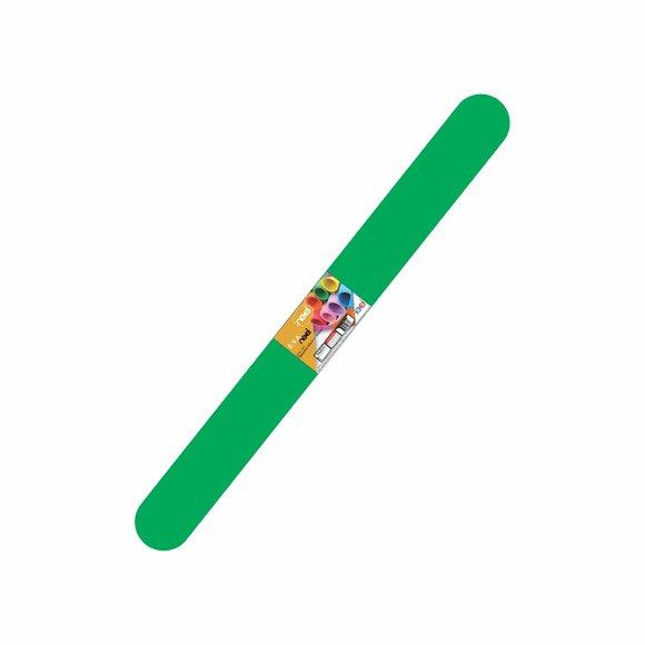 Rolo de EVA Liso Nexel 90 x 1,80  Verde- Pacote com 1 unidade
