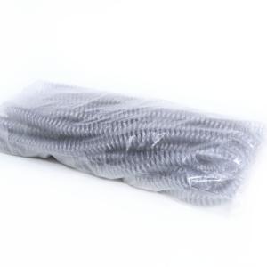 Espiral para encadernação Cristal/Preto