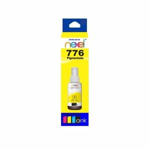 Tinta Pigmentada Yellow 100ml