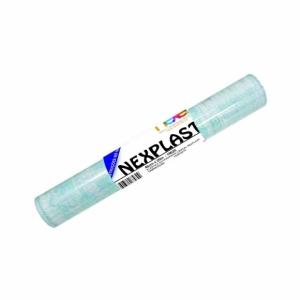 Papel NexPlast Adesivo Transparente 40cmx25mt