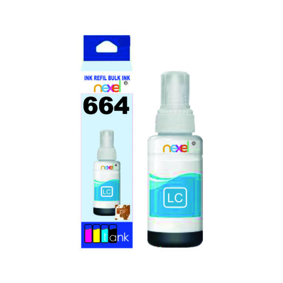 Tinta corante Light Cyan 664 100ml