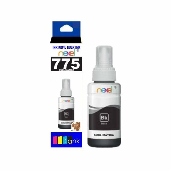 Tinta Sublimática Black 775 100ml